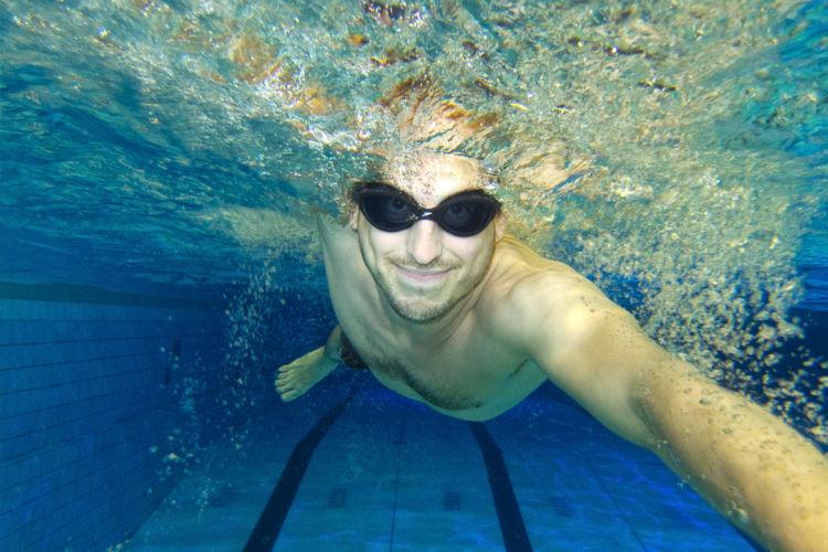 Dunea zwemmen