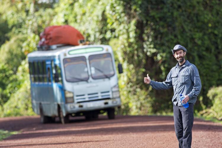Hitchhiking Ethiopia